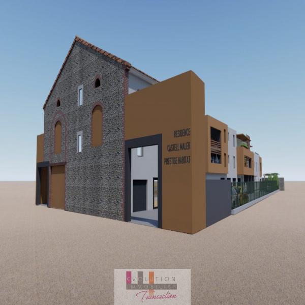 Programme neuf Appartement Argeles plage 66700