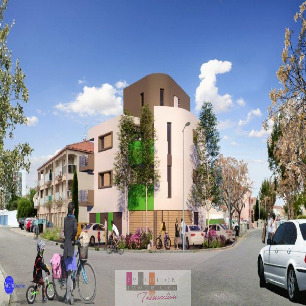 Programme neuf Appartement Perpignan 66100
